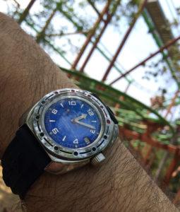 Vostok Amphibia Classic 710007n.19