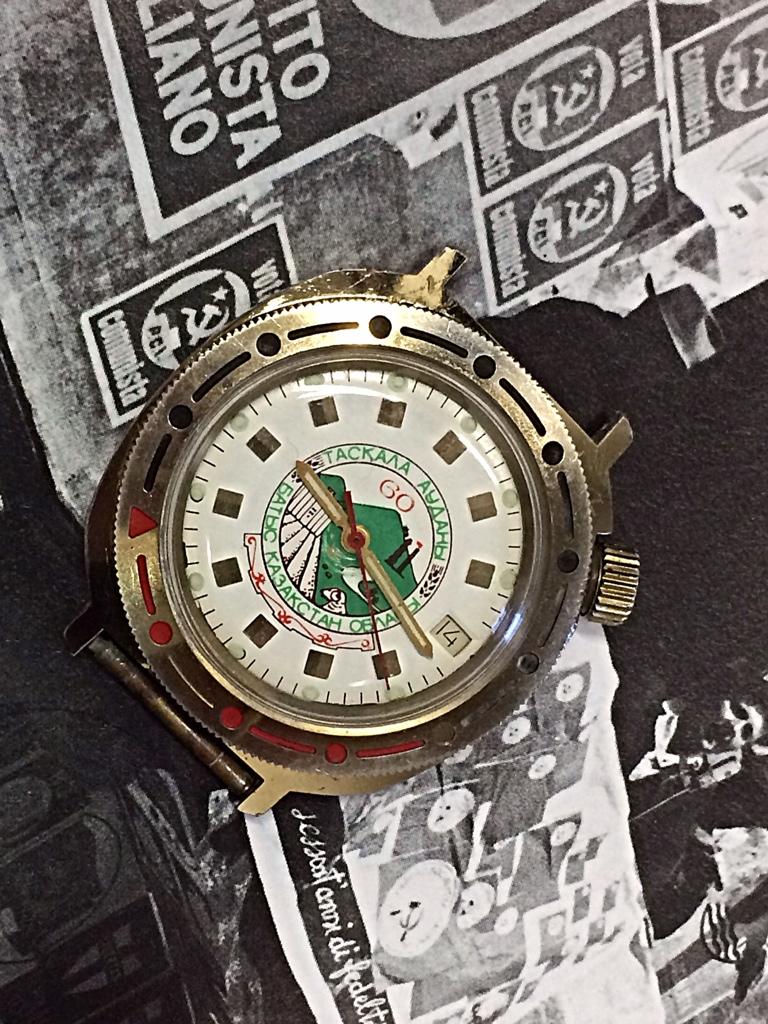 Vostok Tasqala Audan 60 anni