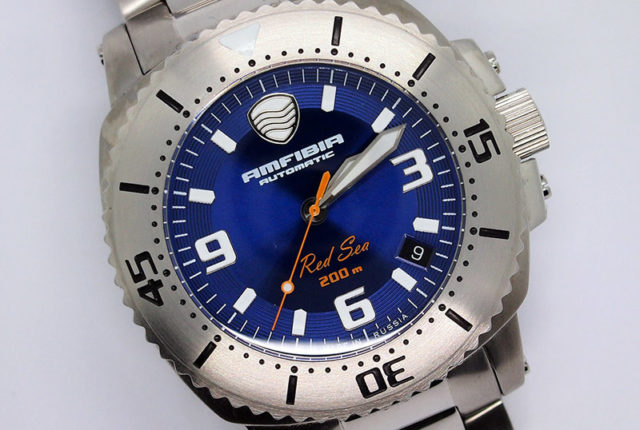 Vostok Amfibia Red Sea
