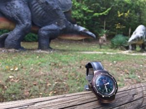 Vostok Design 6Э4-1 Ratnik WUS F10 Project Watch 2016
