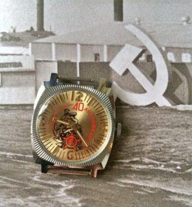 ZIM Pobeda Vittoria 40 anni