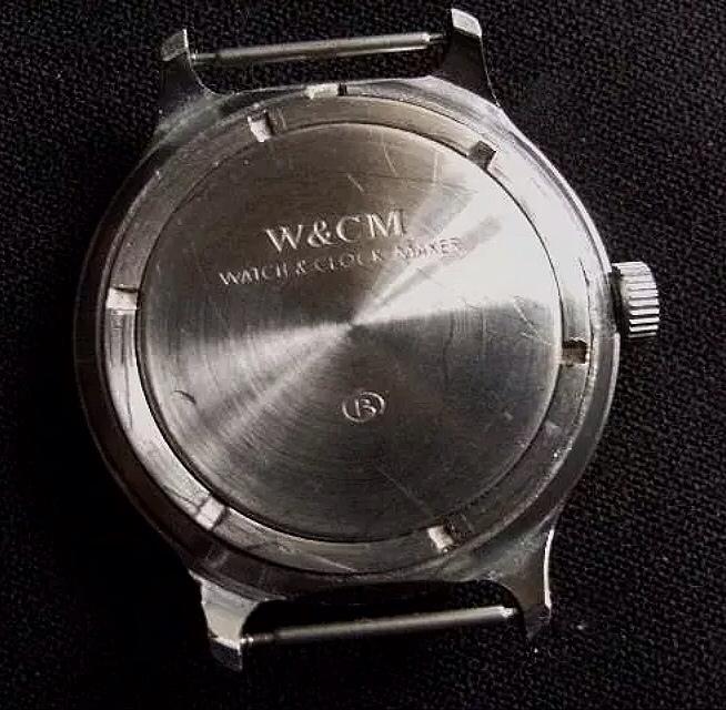 Vostok W&CM Gio. Ansaldo & C. Genova