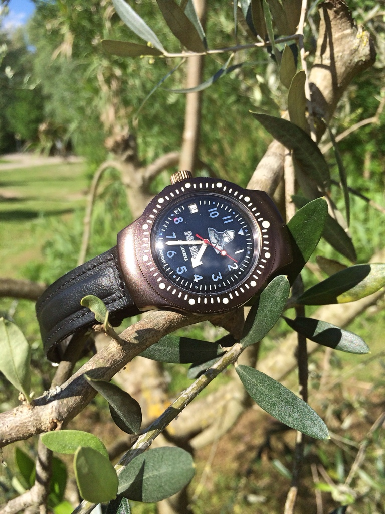 Vostok Design 6Э4-1 Ratnik Civile