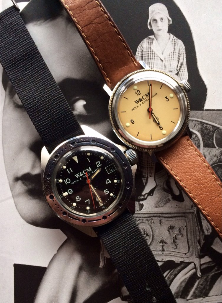 WATCH AND CLOCK MAKERS