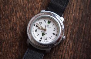 Cardi Vostok Chronoscope Racingtime GP