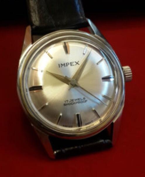 Impex (Poljot) - 2609