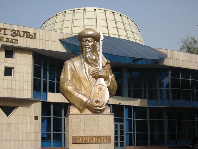 Raketa Jambyl Jabayev 150 anni - 2609