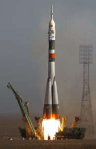 Raketa Soyuz UFO - 2609.HA