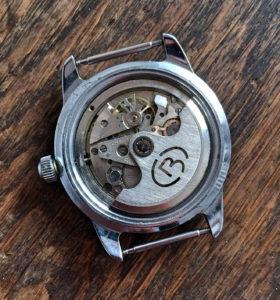 Vostok Century Time Water Resistant Black - 2416B