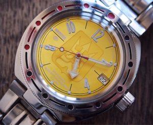 Vostok Amphibia Classic 2416/960278