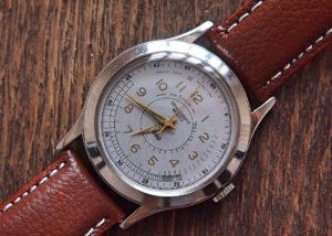 Cronografo Medico 1960 Raketa Antra Iniettabile