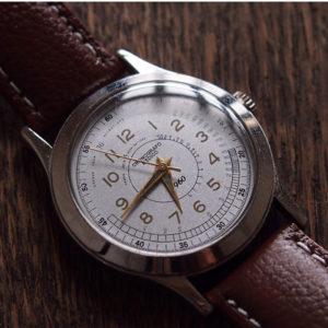 Cronografo medico 1960 Raketa