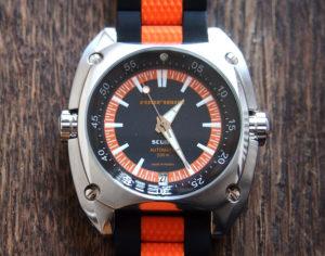 Vostok Amfibia Scuba