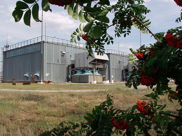 Poljot Volgogradtransgaz 30 anni - Gazprom Transgaz Volgograd Quartz 2460