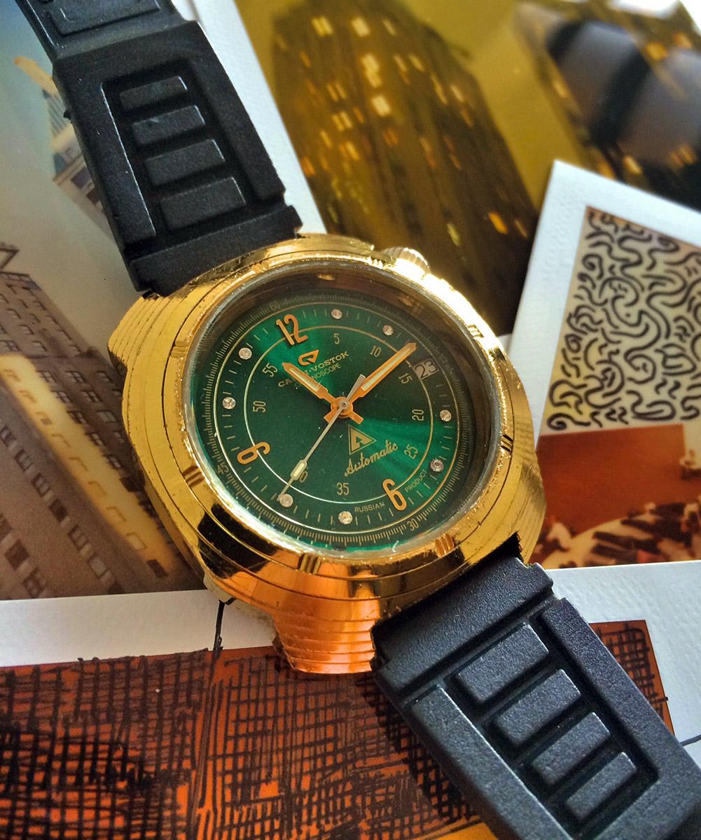 Cardi Vostok 3