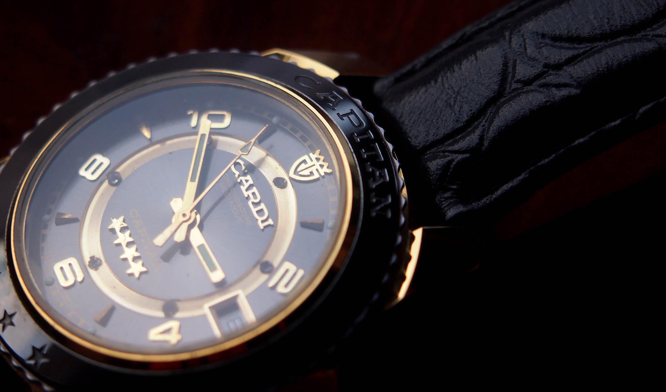 prezzi economici bambino come trovare Cardi Capitan 4 Stelle - russian-watches.it