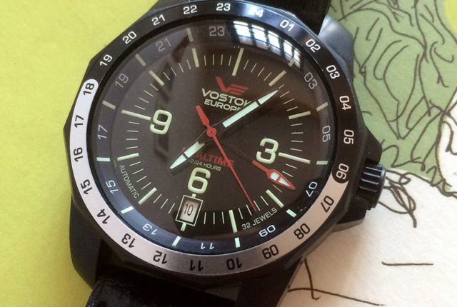 Vostok Europe Rocket N1 2204048