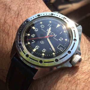 Vostok W&CM - Watch & Clock Maker