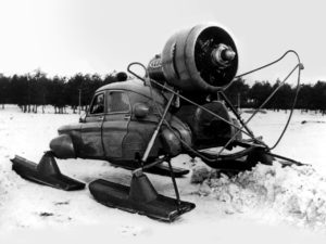 Vostok Europe Pobeda GAZ M20 3335022 - 2416