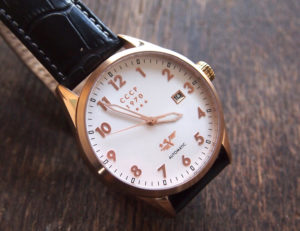 CCCP Time Golden Soviet 1970 CP-7015-01