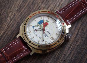 Vostok Campionato Mondiale di Sambo Kstovo '93