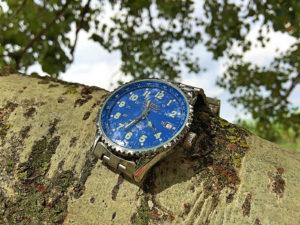 Vostok Century Time Breitling Style Blu - 2416B