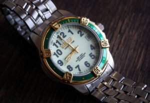 Vostok Century Time Full Lume Water Resistant Automatic - 2416B