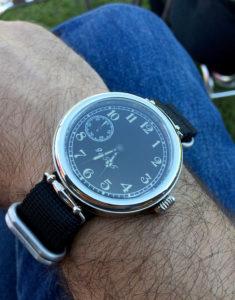 Vostok Time Kirovskie K43 - Watch.ru WUS Edition 2016/18 - Molnja 3603