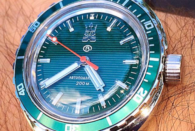 Vostok Amphibia Neptune SE 960726 800